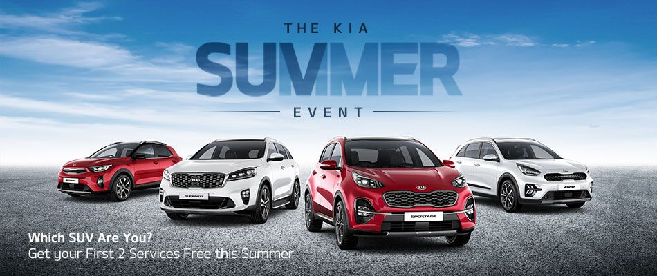 Summer SUV Event