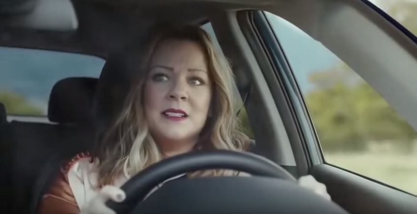 Fantastic Niro ad from the USA with Melissa McCarthy!