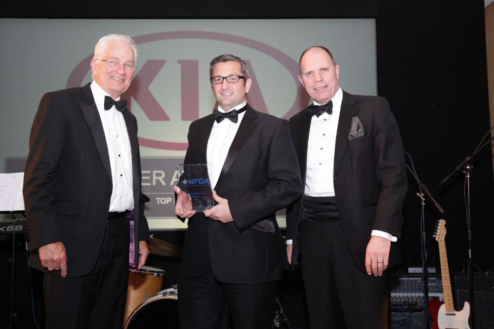 Kia Awarded 2019 Manufacturer of the Year