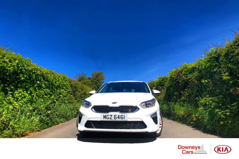 Kia Ceed Sportswagon: NI EXPLORER test drives...