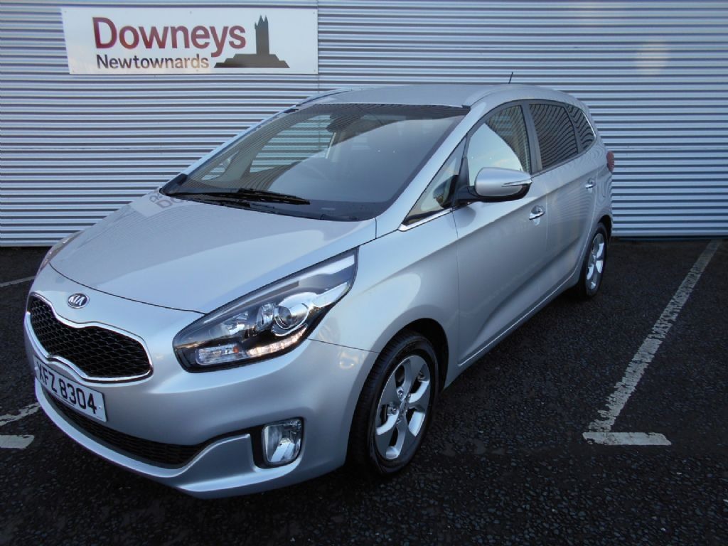 2015 kia carens 2 1 6 gdi 5 door 7 seater used kia dealer northern ireland used kia approved cars. Black Bedroom Furniture Sets. Home Design Ideas