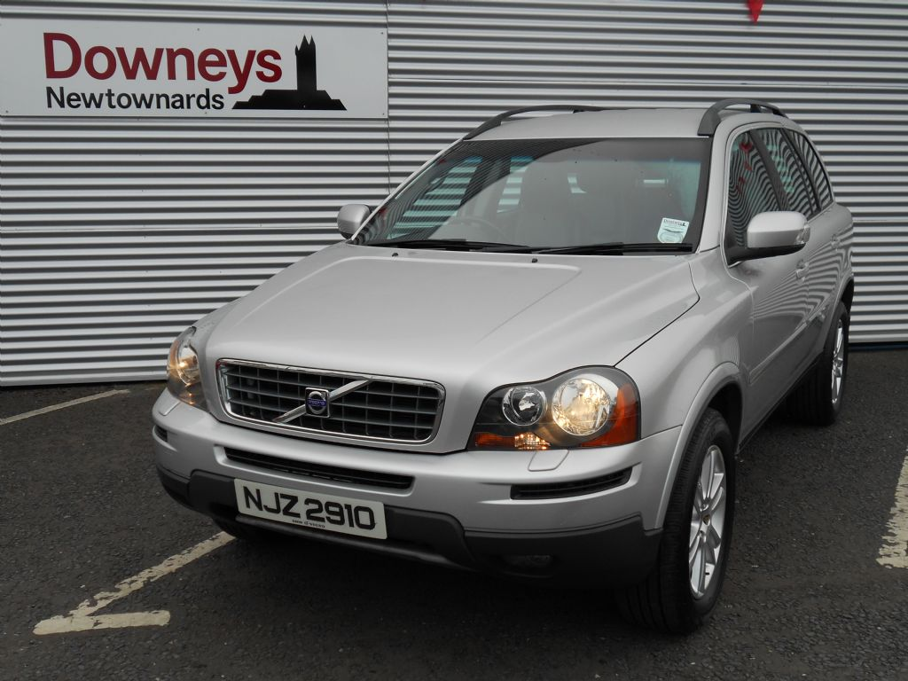 2008 volvo xc90 2 5 se d5 auto 4x4 7 seats used kia dealer northern ireland used kia approved. Black Bedroom Furniture Sets. Home Design Ideas