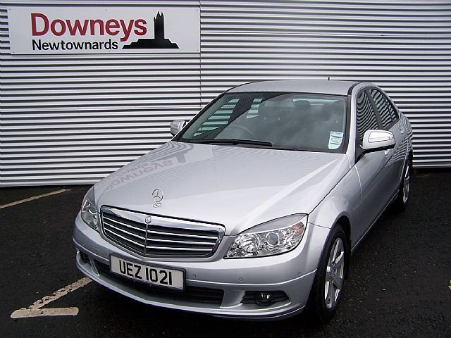 2008 mercedes benz c class c200 se cdi 4dr auto used kia dealer northern ireland used kia. Black Bedroom Furniture Sets. Home Design Ideas