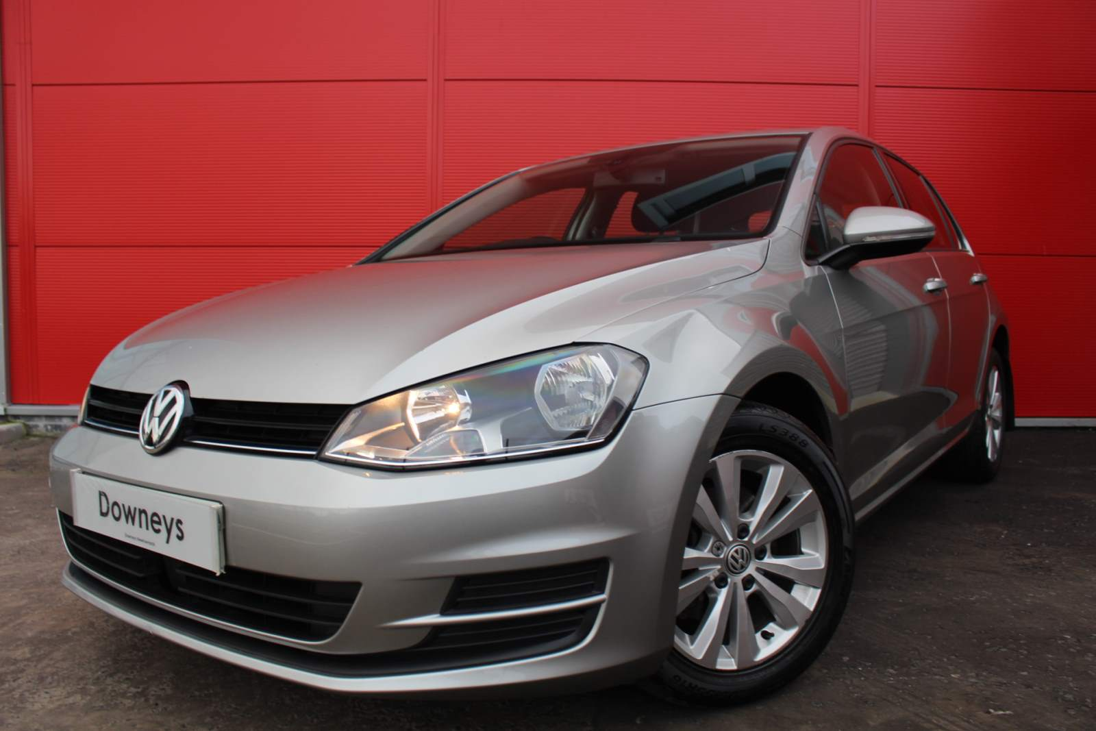 Volkswagen GOLF 1.6TDI  SE DSG BLUEMOTION TECH