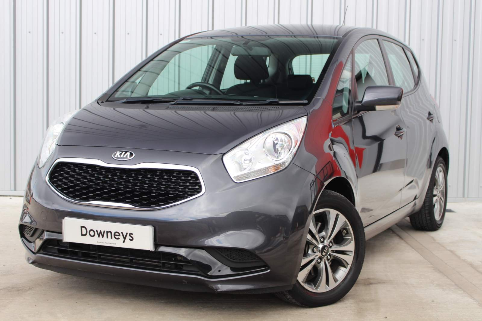 Kia VENGA 2 AUTO FULL KIA WARRANTY UNTIL JULY 2023