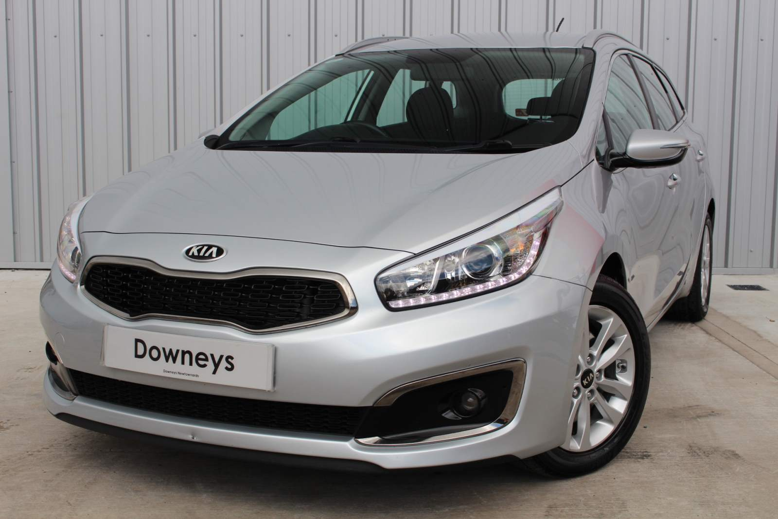 Kia CEED SW 2 ISG CRDI AUTO FULL KIA WARRANTY UNTIL APRIL 2023