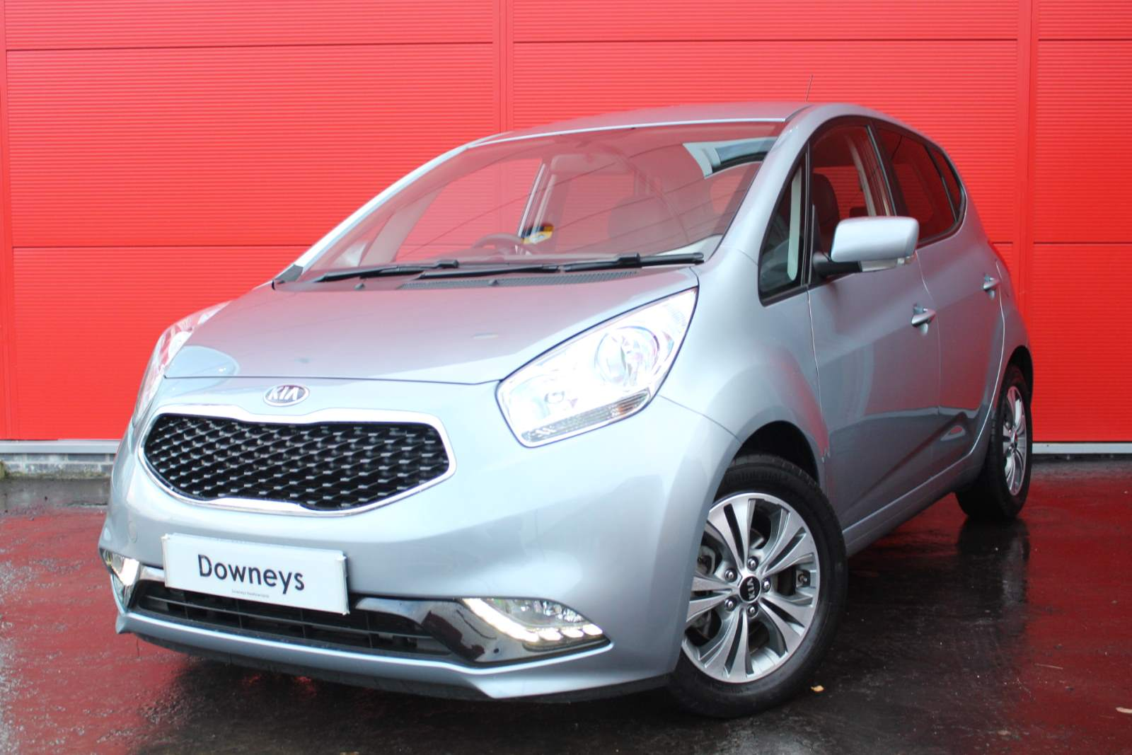 Kia VENGA 3 1.6 AUTO FULL KIA WARRANTY UNTIL JAN 2026