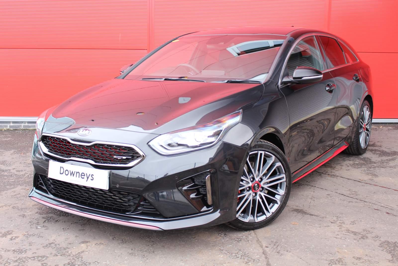 KIA PROCEED 1.6 GT ISG S-A  201BHP FULL KIA WARRANTY UNTIL FEB 2027