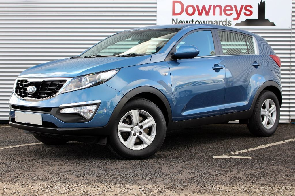 Kia Sportage 1.7CRDi Level 1