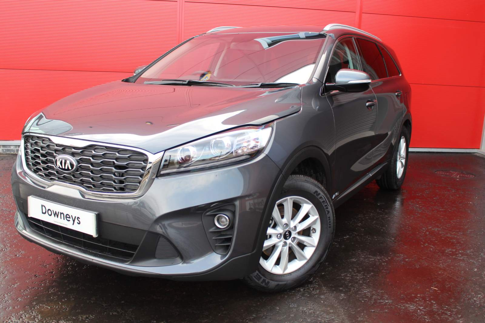 Kia SORENTO KX-1 CRDI ISG 4X4 7 Seater FULL KIA WARRANTY UNTIL JULY 2026