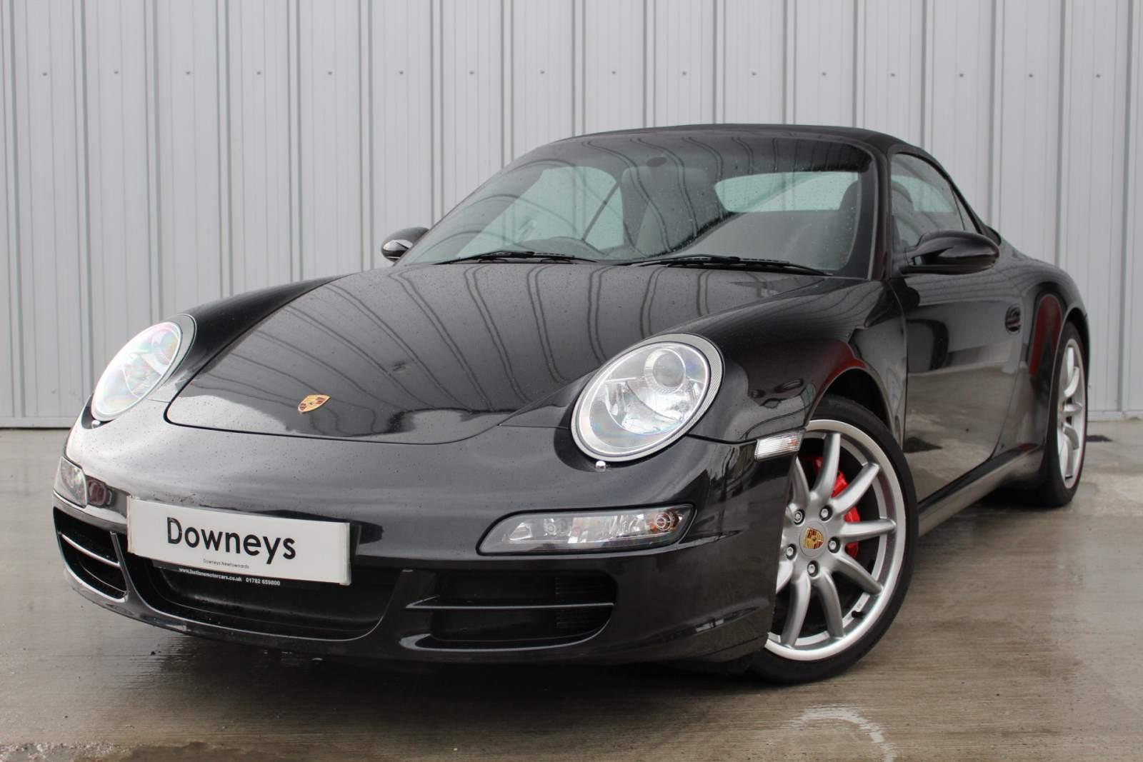 Porsche 911 3.8 CARRERA 2 S CONVERTIBLE
