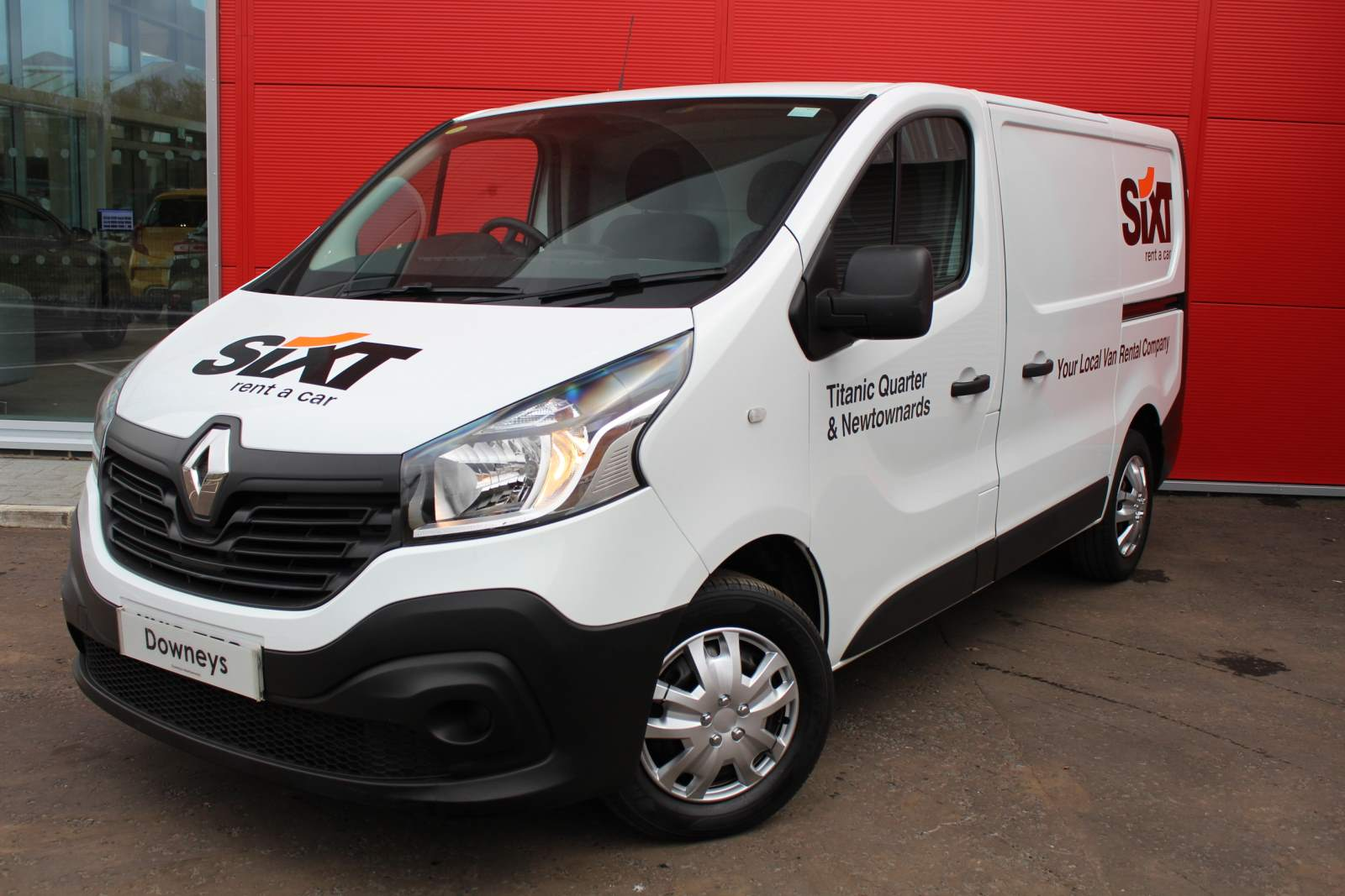 Renault TRAFIC SL27 BUSINESS 1.6 DCI