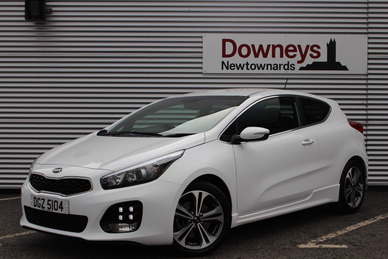 Kia PRO CEED GT-LINE ISG CRDI KIA WARRANTY UNTIL SEPTEMBER 2023