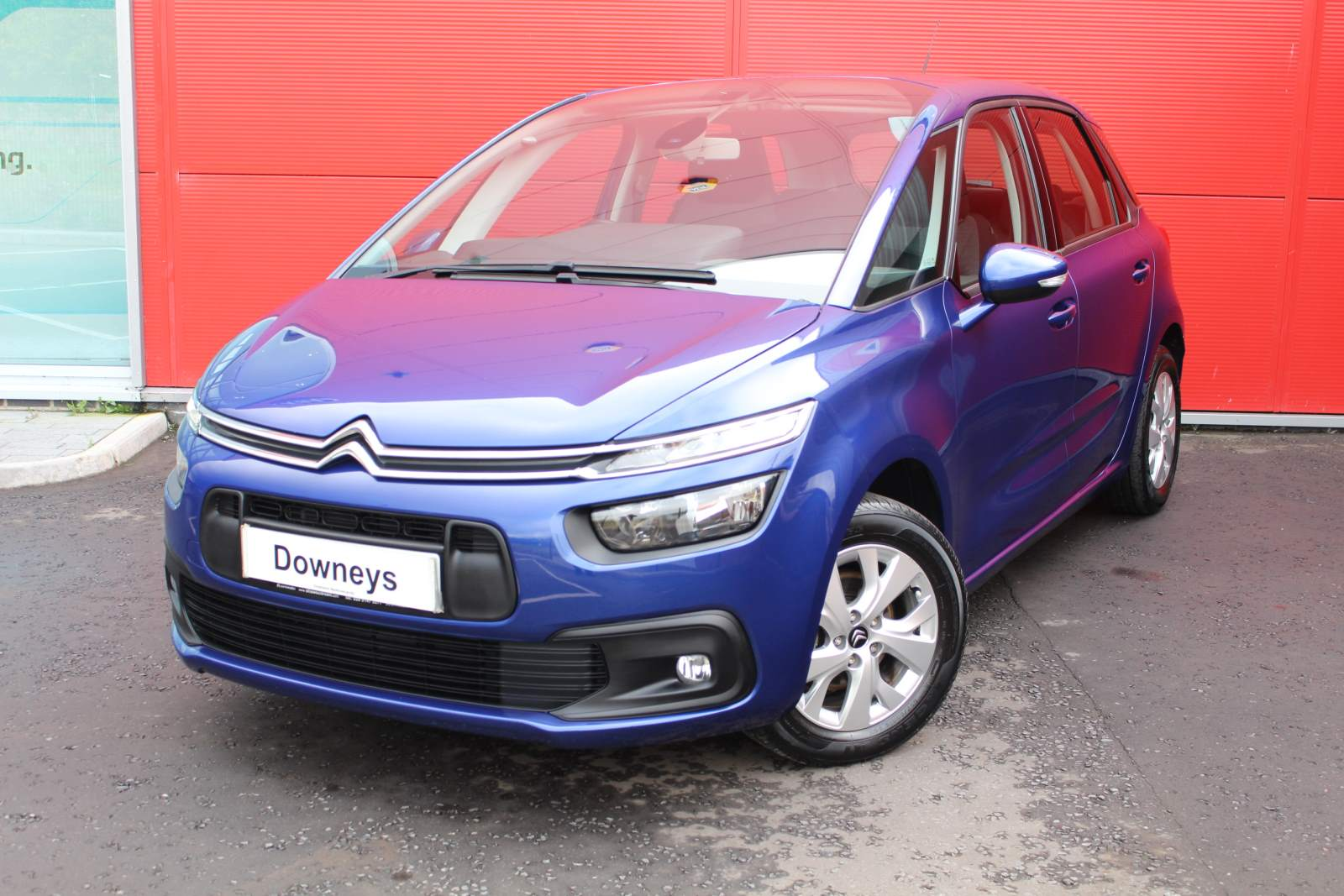 Citroen C4 PICASSO TOUCH ED BLUE 1.6HDI SS