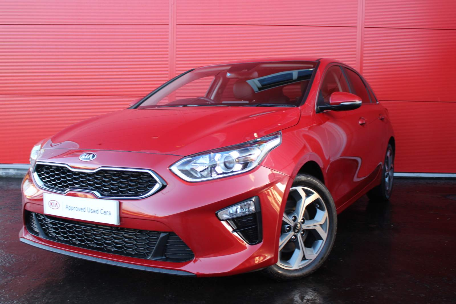 Kia CEED 3 1.6 CRDI ISG S-AUTO FULL KIA WARRANTY UNTIL FEB 2027
