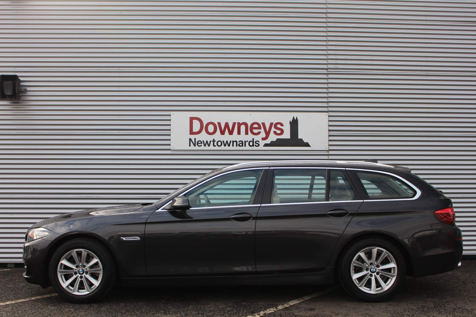Bmw 520d Se Auto Touring For Sale At Downeys Newtownards Used Car