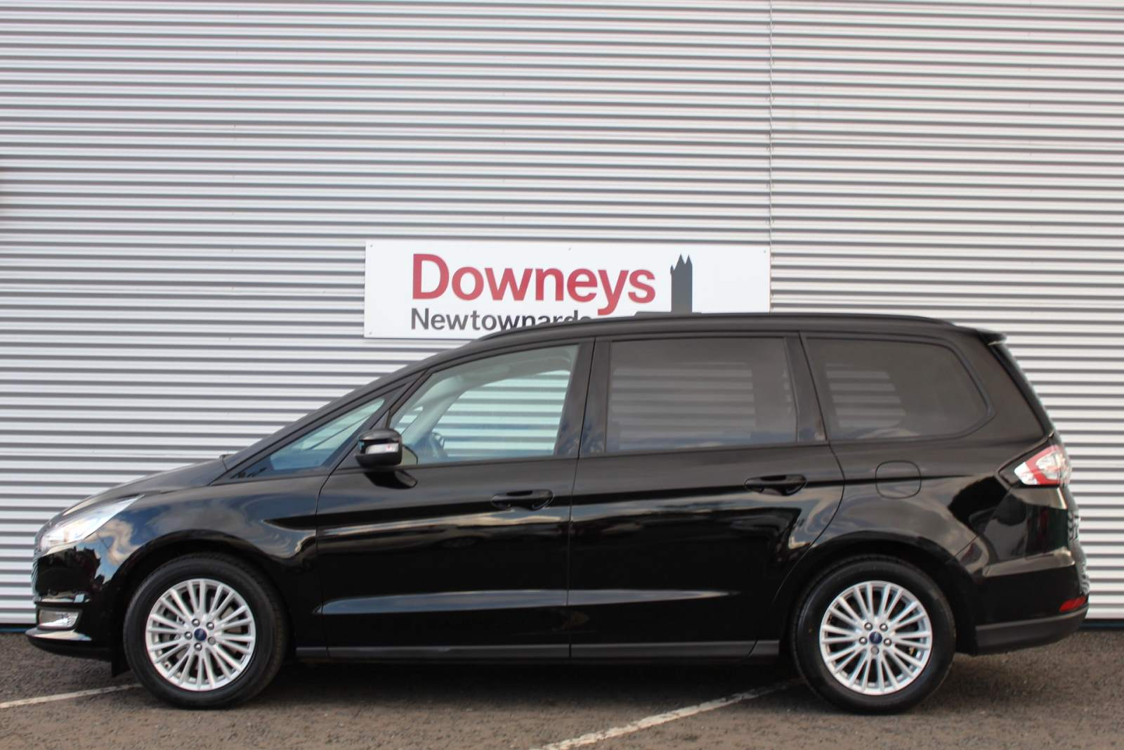 Ford Galaxy Zetec 2 0 Tdci 7 Seater For Sale At Downeys Newtownards