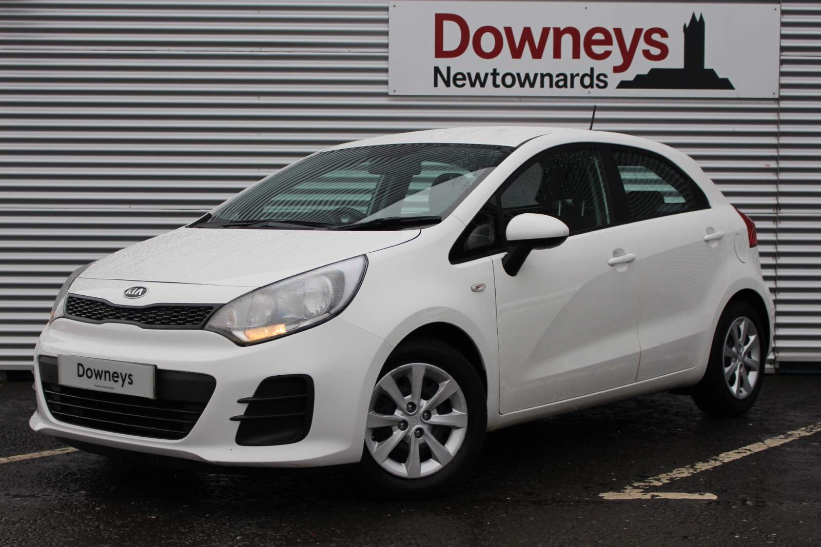 Kia RIO 1.25 1 AIR FULL KIA WARRANTY UNTIL MARCH 2024