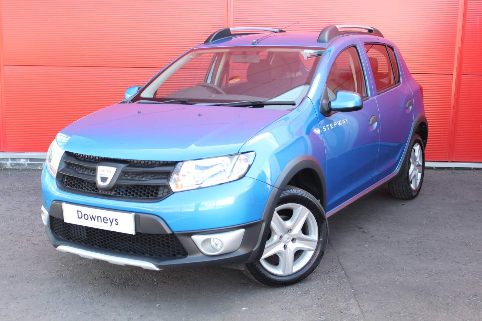 Dacia SANDERO STEPWAY AMBIANCE 0.9 TCE