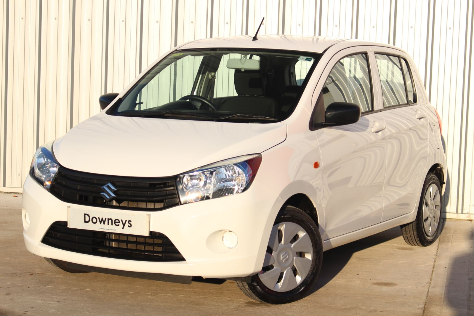 Suzuki CELERIO SZ2