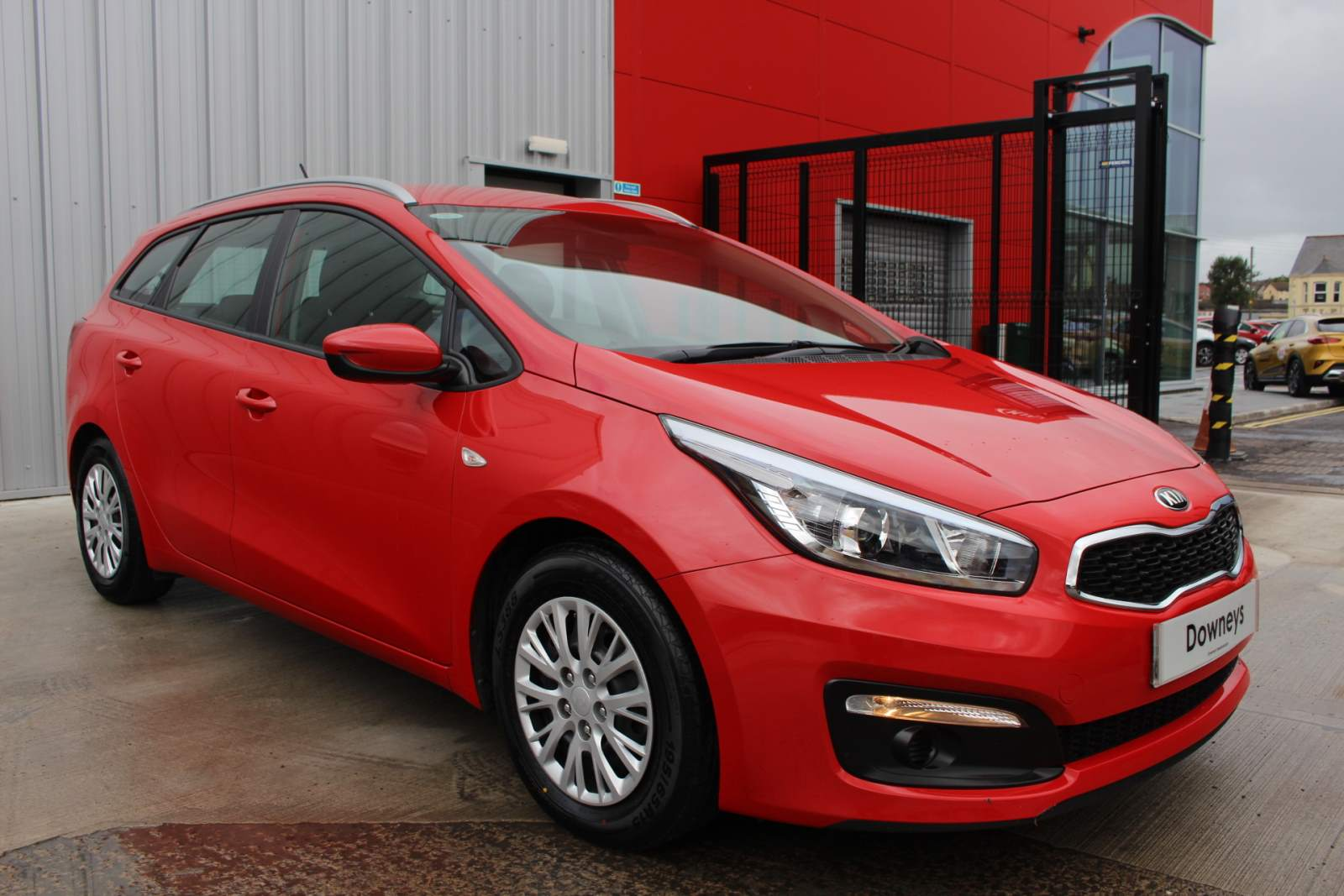 Kia CEED SW 1 1.4 CRDI  FULL KIA WARRANTY UNTIL JULY 2024