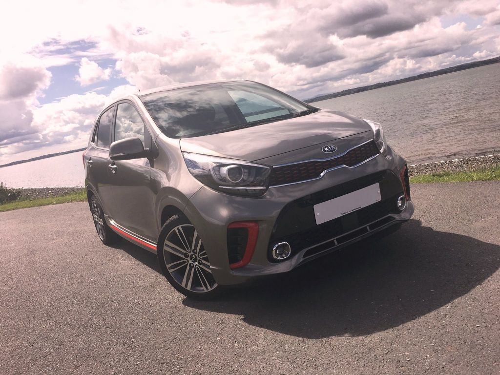 2017 kia picanto gt line 1 0 used kia dealer northern ireland used kia approved cars. Black Bedroom Furniture Sets. Home Design Ideas