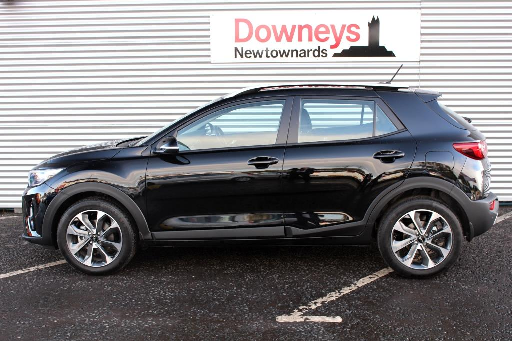 Kia Stonic '2' 1.6 CRDi for sale at Downeys Newtownards, used car dealer based in Newtownards ...