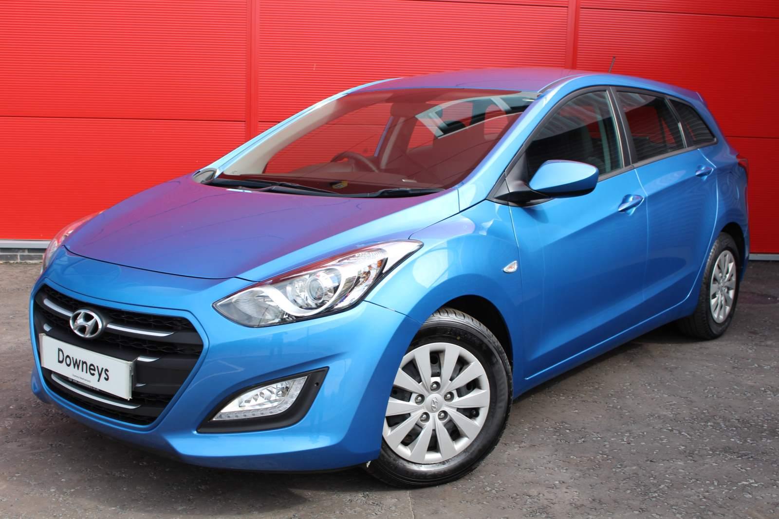 Hyundai I30 1.6 CRDI S BLUE DRIVE ESTATE