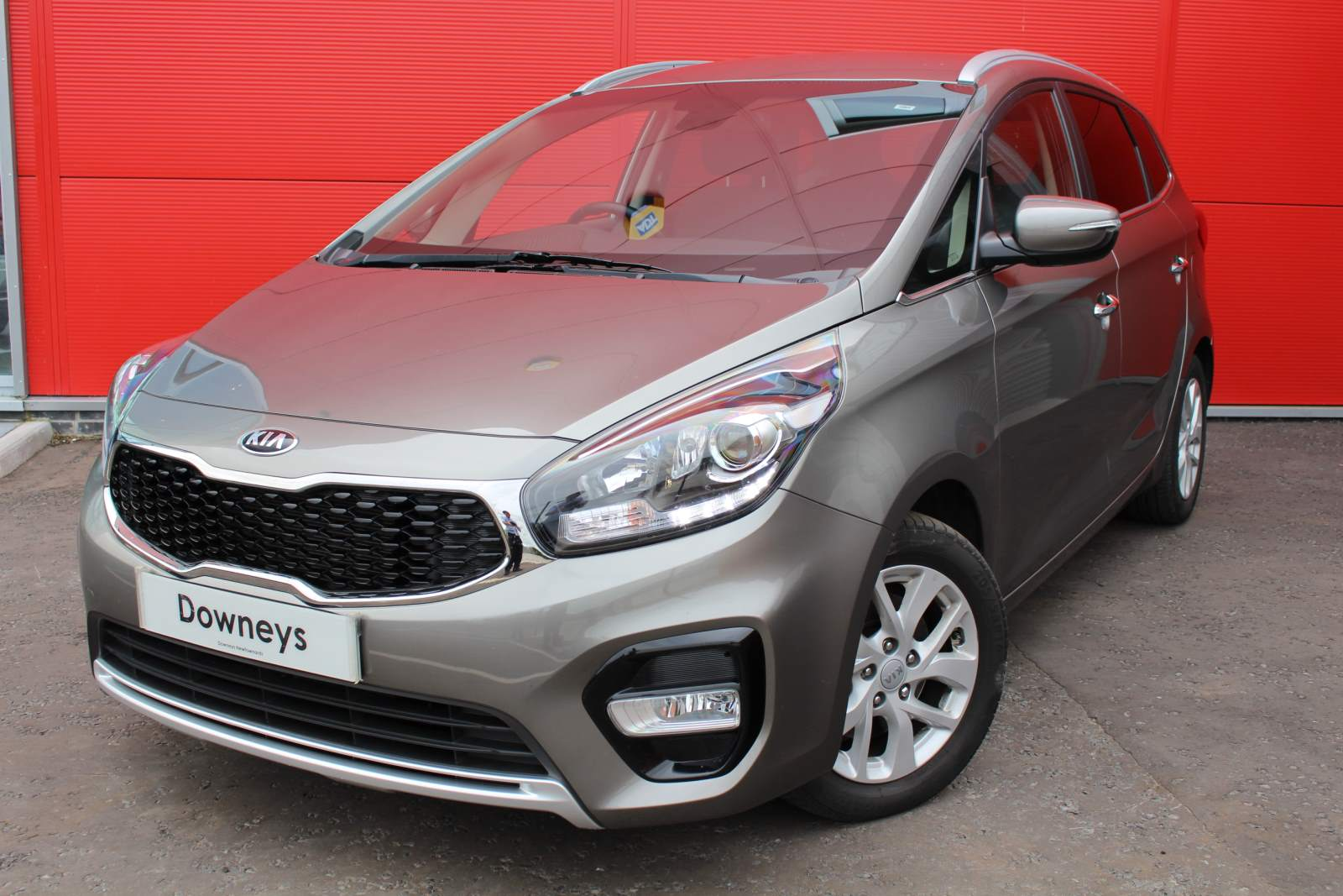 Kia CARENS 2 1.7 CRDI ISG FULL KIA WARRANTY UNTIL JULY 2025