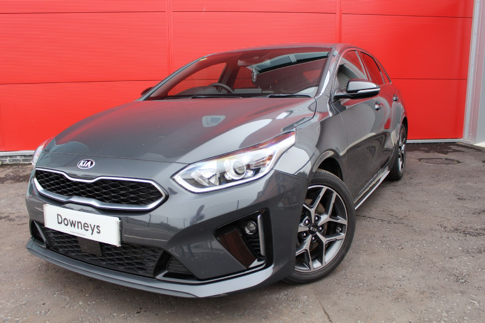 Kia PROCEED 1.4T GT-LINE ISG FULL KIA WARRANTY UNTIL JULY 2026