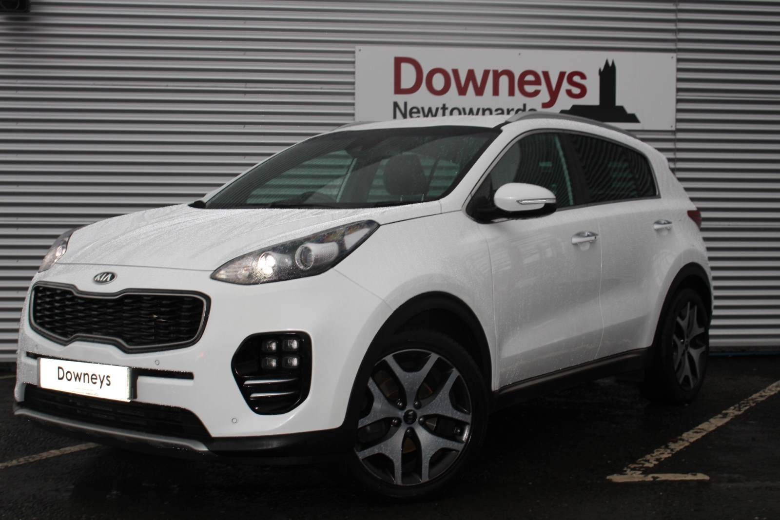 Kia SPORTAGE 1.7 CRDI GT-LINE ED ISG FULL KIA WARRANTY UNTIL MARCH 2025