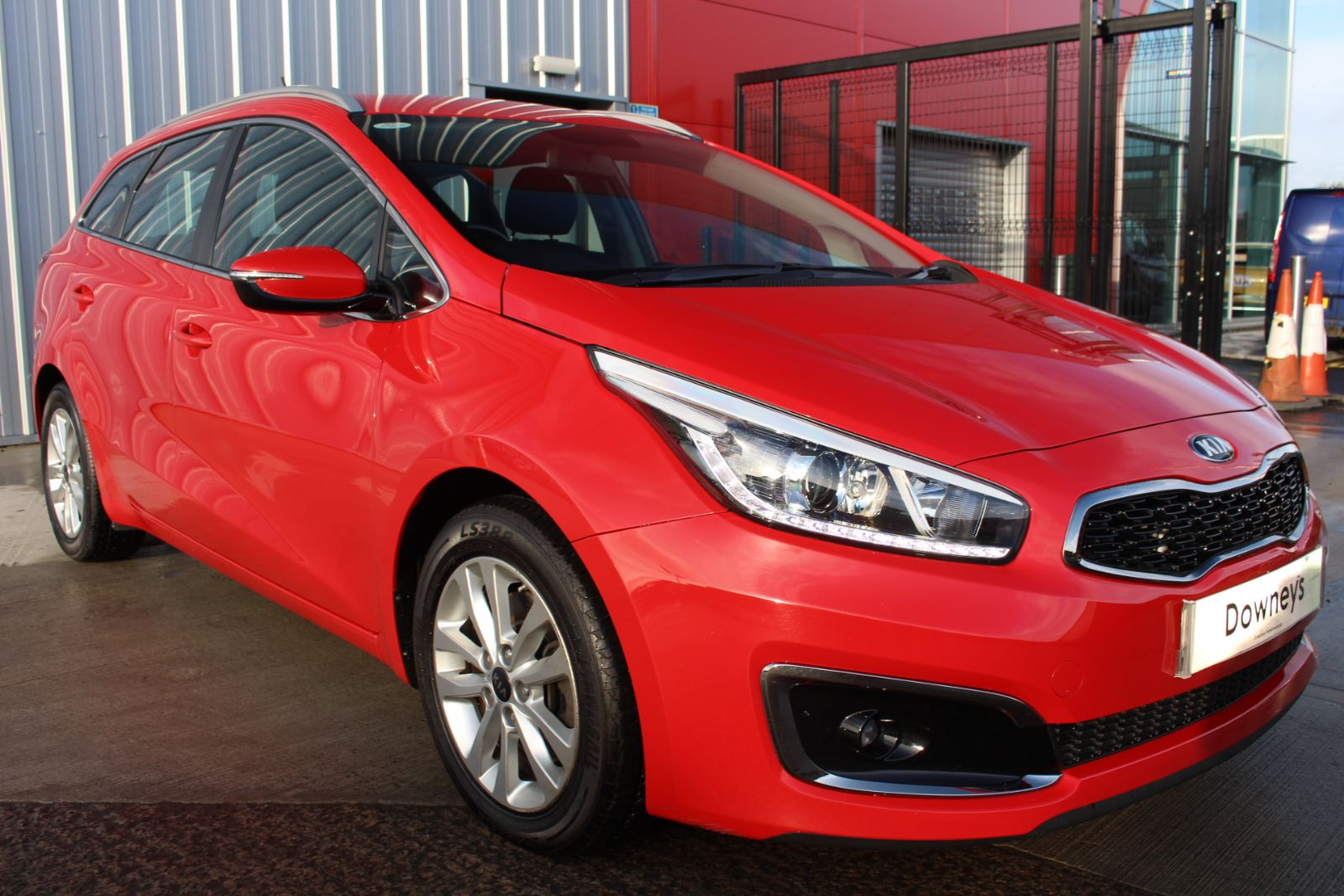 Kia CEED SW 2 1.6 CRDi  DCT 5dr (ISG) FULL KIA WARRANTY UNTIL APRIL 2023