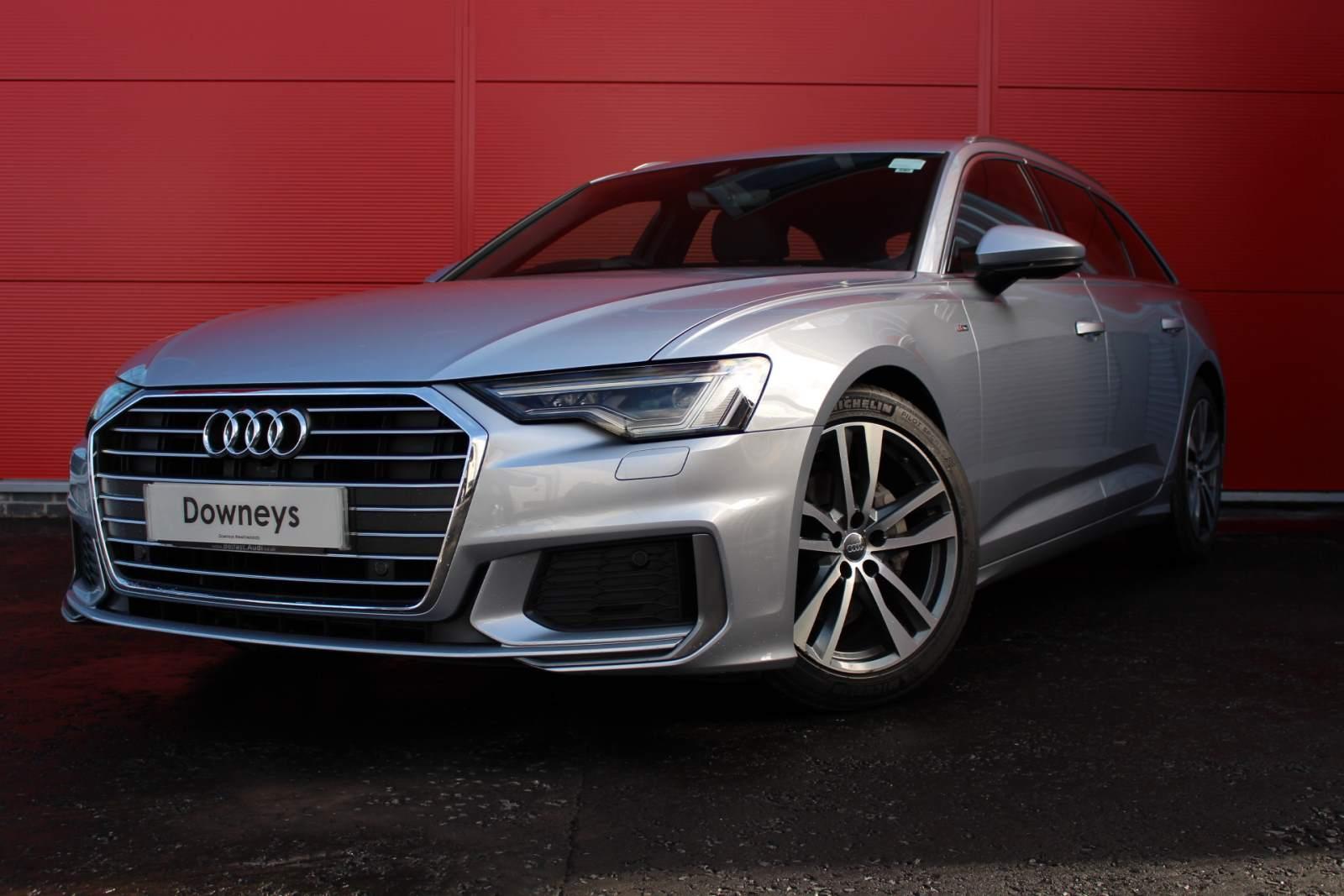 Audi A6 Avant S LINE 40 TDI S-A