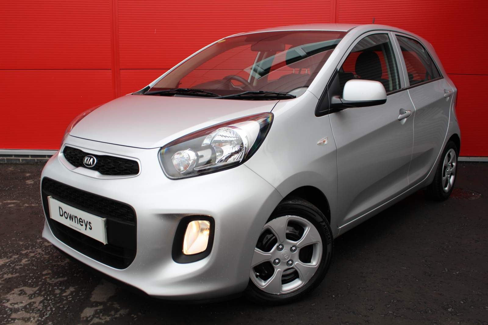 Kia PICANTO 1 LEVEL 1.0 AIR FULL KIA WARRANTY JULY 2024