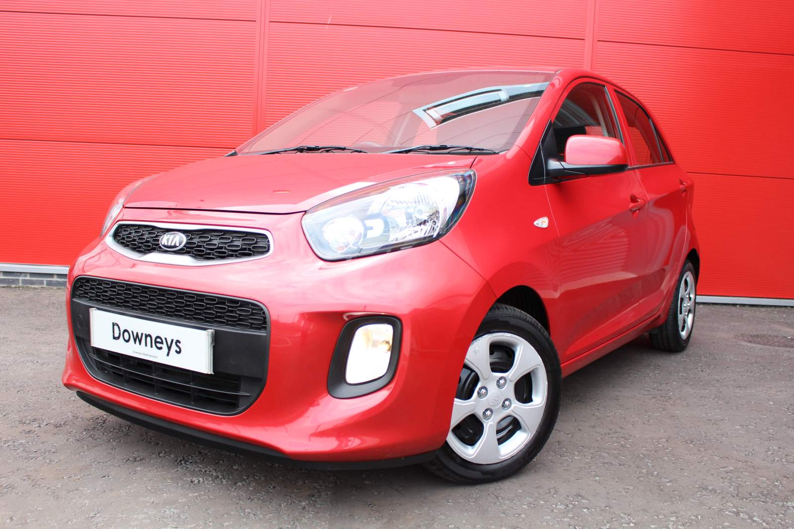 Kia PICANTO 1.0 LEVEL 1 AIR FULL KIA WARRANTY UNTIL JULY 2024