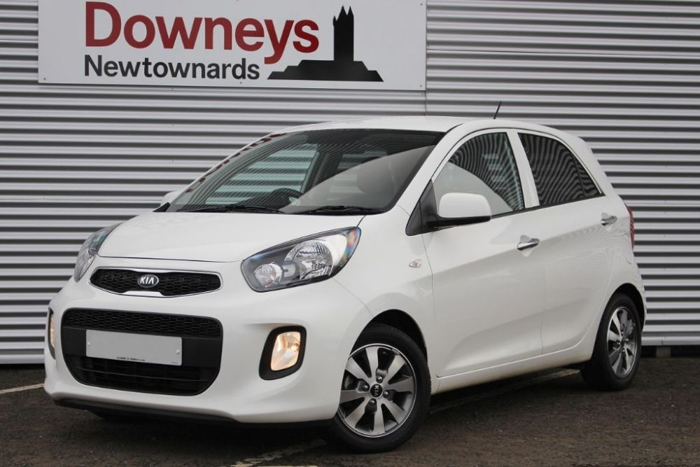 Kia Picanto 1.25 SE AUTO 5dr FULL KIA WARRANTY JULY 2024