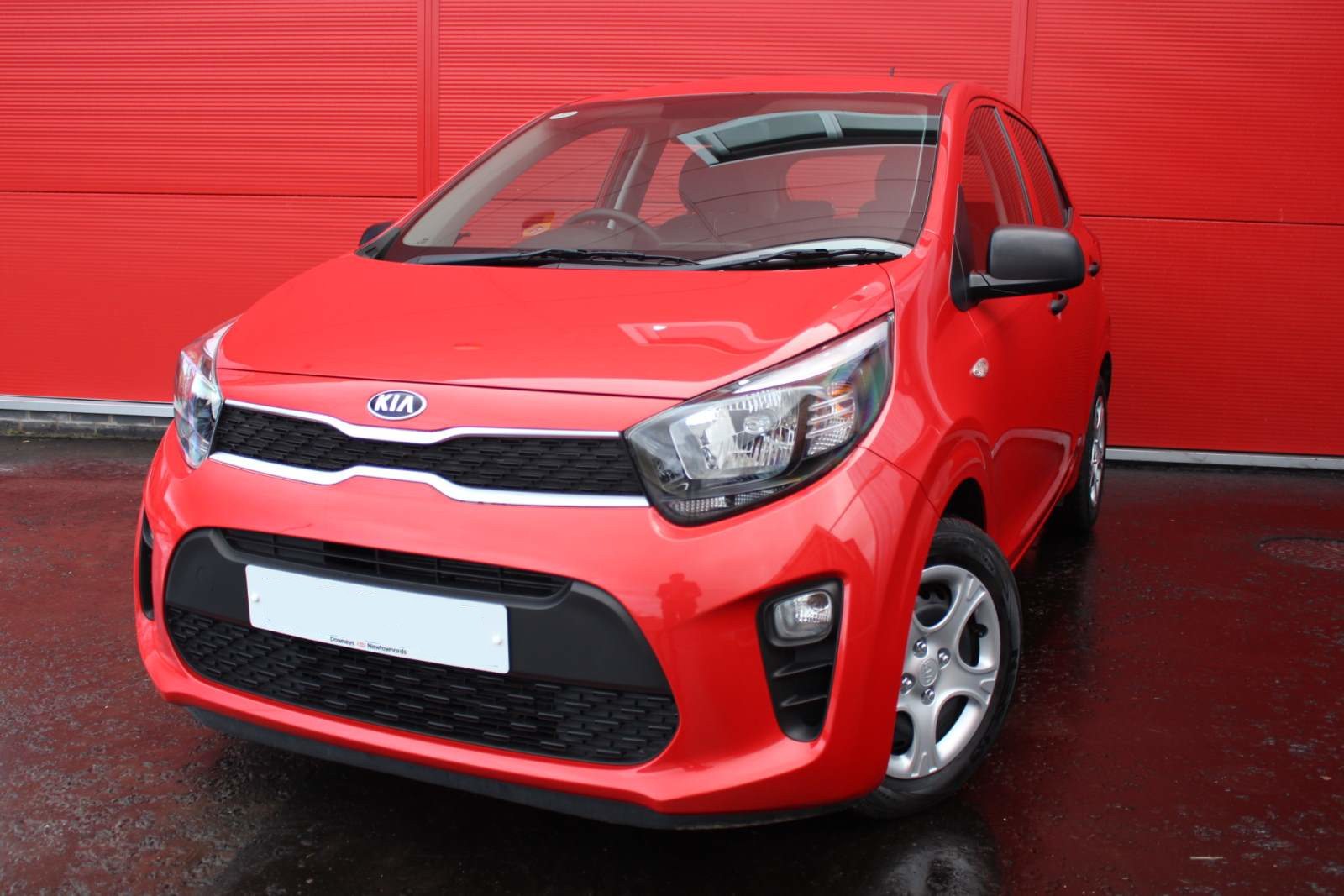 Kia PICANTO 1.0 LEVEL 1 FULL KIA WARRANTY UNTIL JUNE 2024