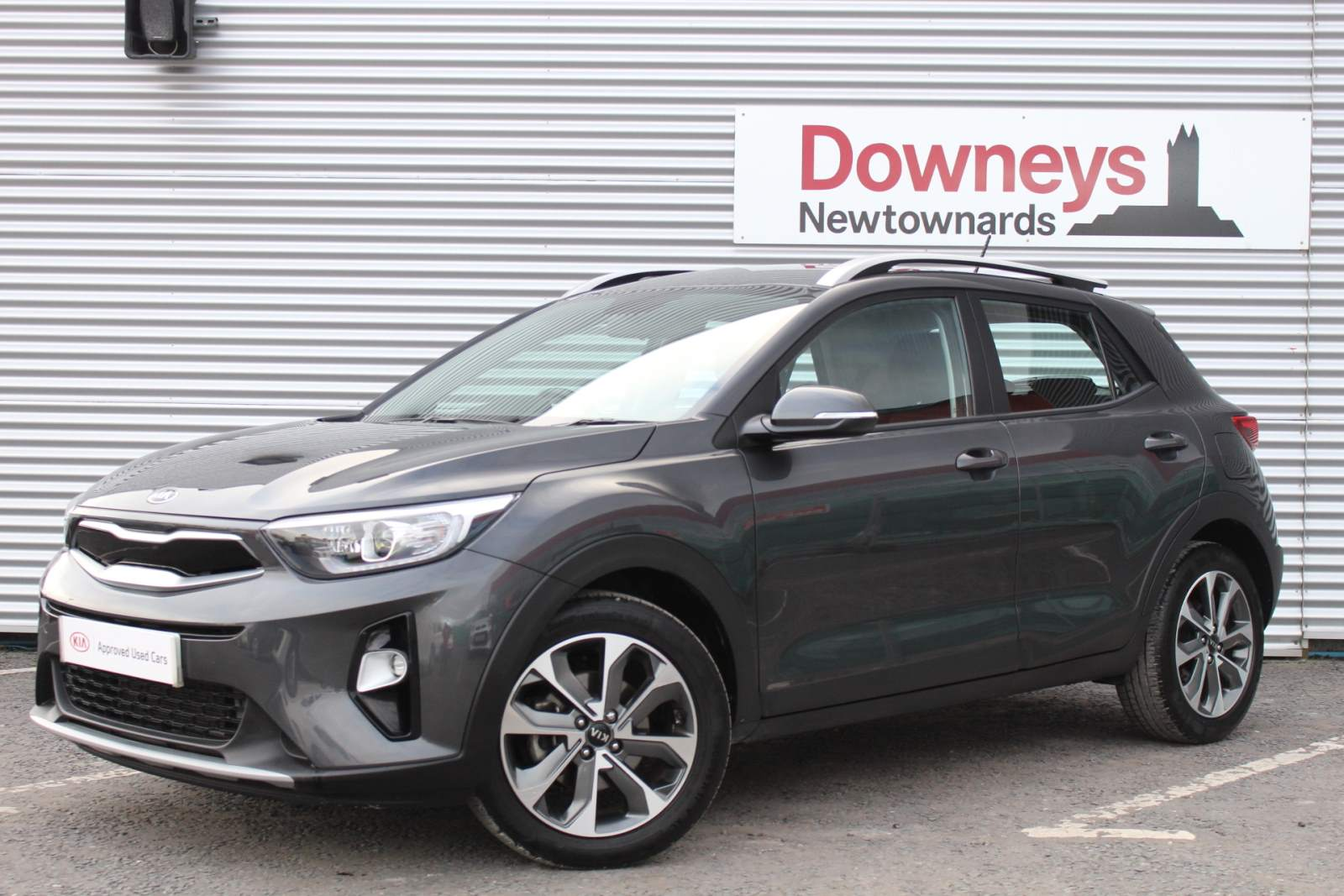 Kia STONIC 2 1.6 CRDi ISG FULL KIA WARRANTY UNTIL SEPTEMBER 2026