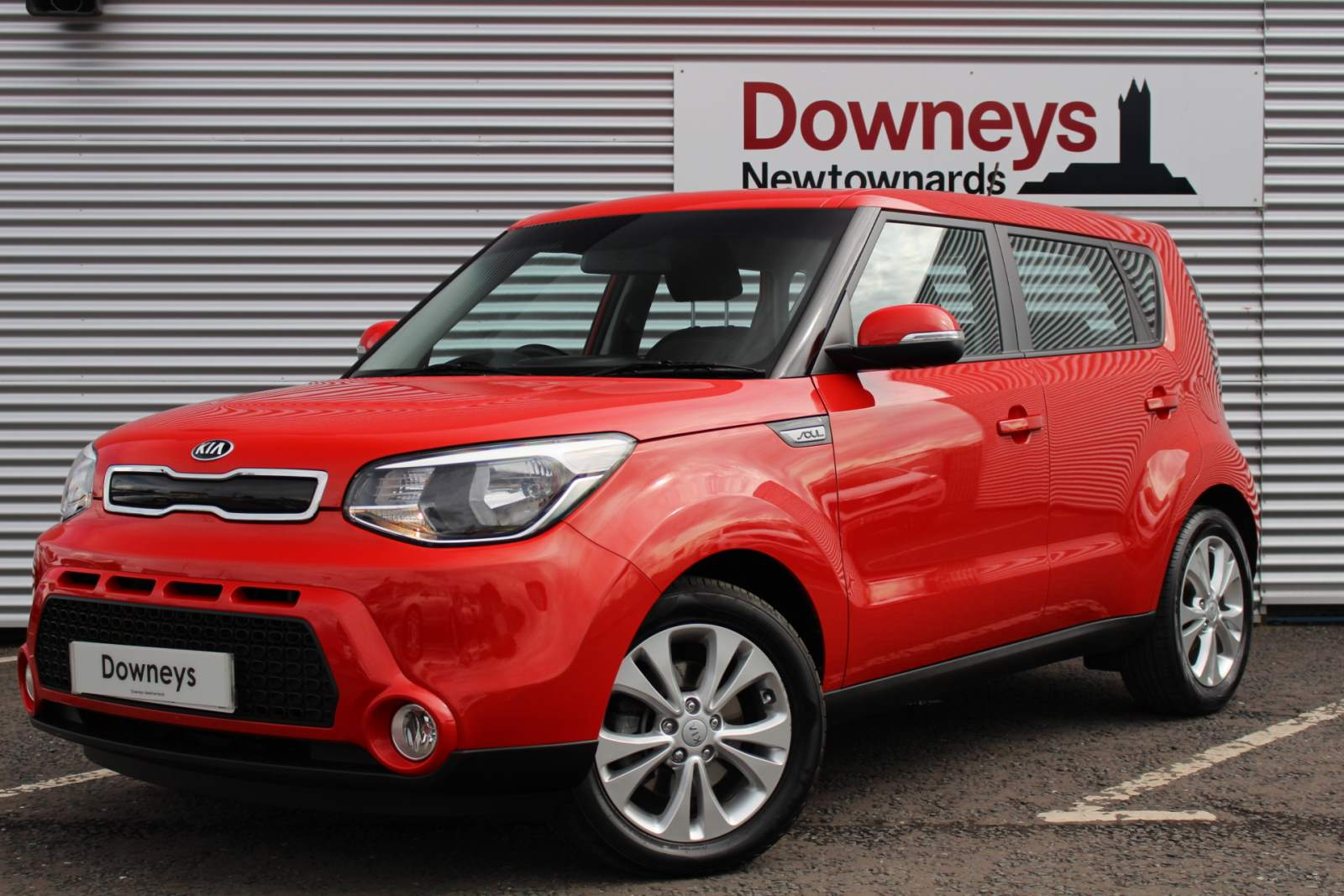 Kia SOUL CONNECT 1.6 CRDI FULL KIA WARRANTY UNTIL FEBRUARY 2023