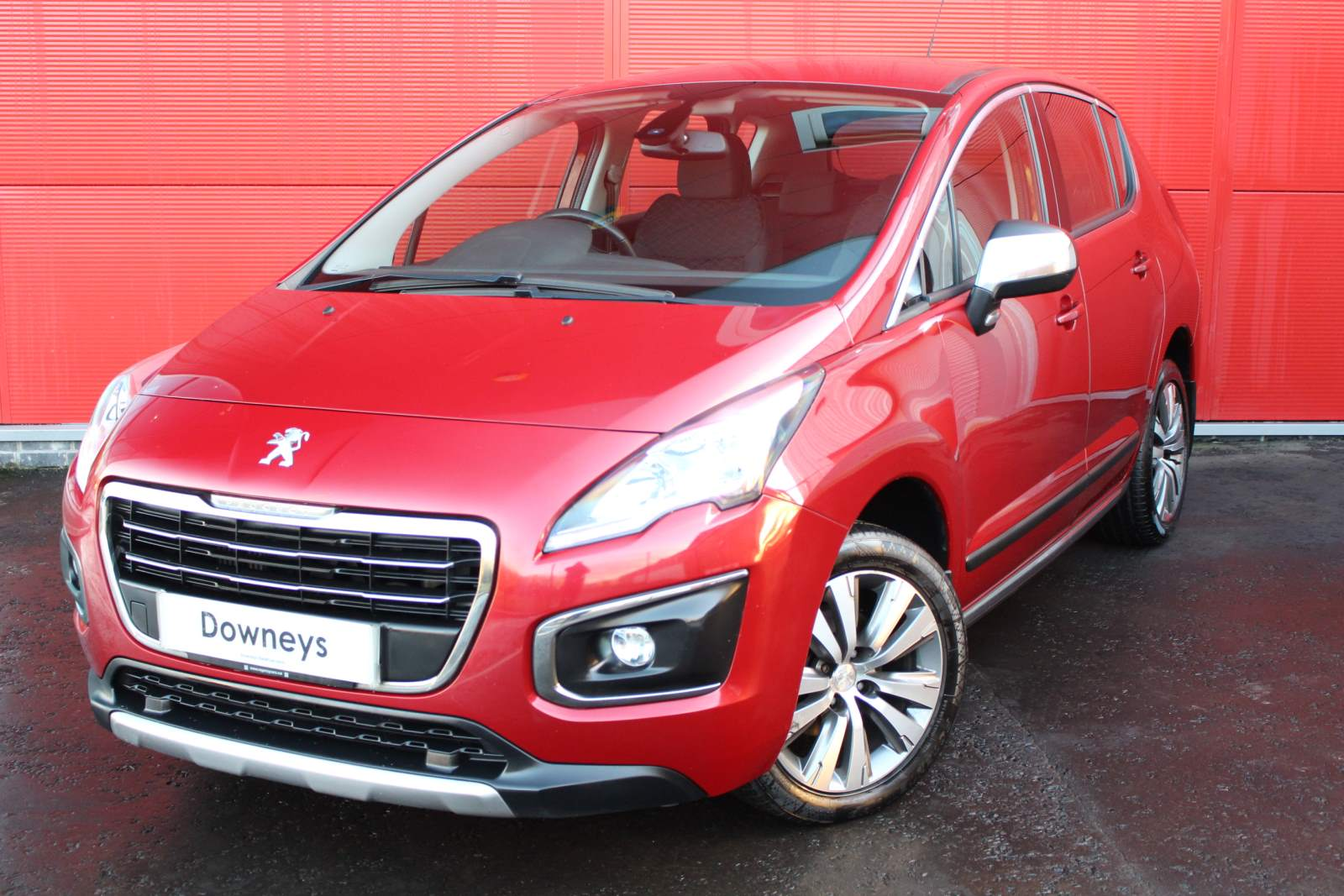 Peugeot 3008 ACTIVE 1.2 PURE TECH S/S