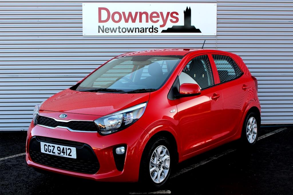Kia Picanto 1.0 2 5 Dr FULL KIA WARRANTY UNTIL AUGUST 2024