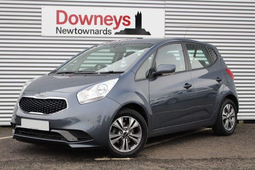 Kia VENGA 2 1.6 Automatic FULL KIA WARRANTY UNTIL APRIL 2024