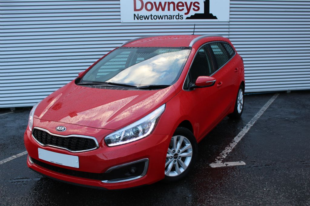 Kia Ceed 1.6 CRDi 2 SW DCT 5dr (ISG) FULL KIA WARRANTY UNTIL APRIL 2023