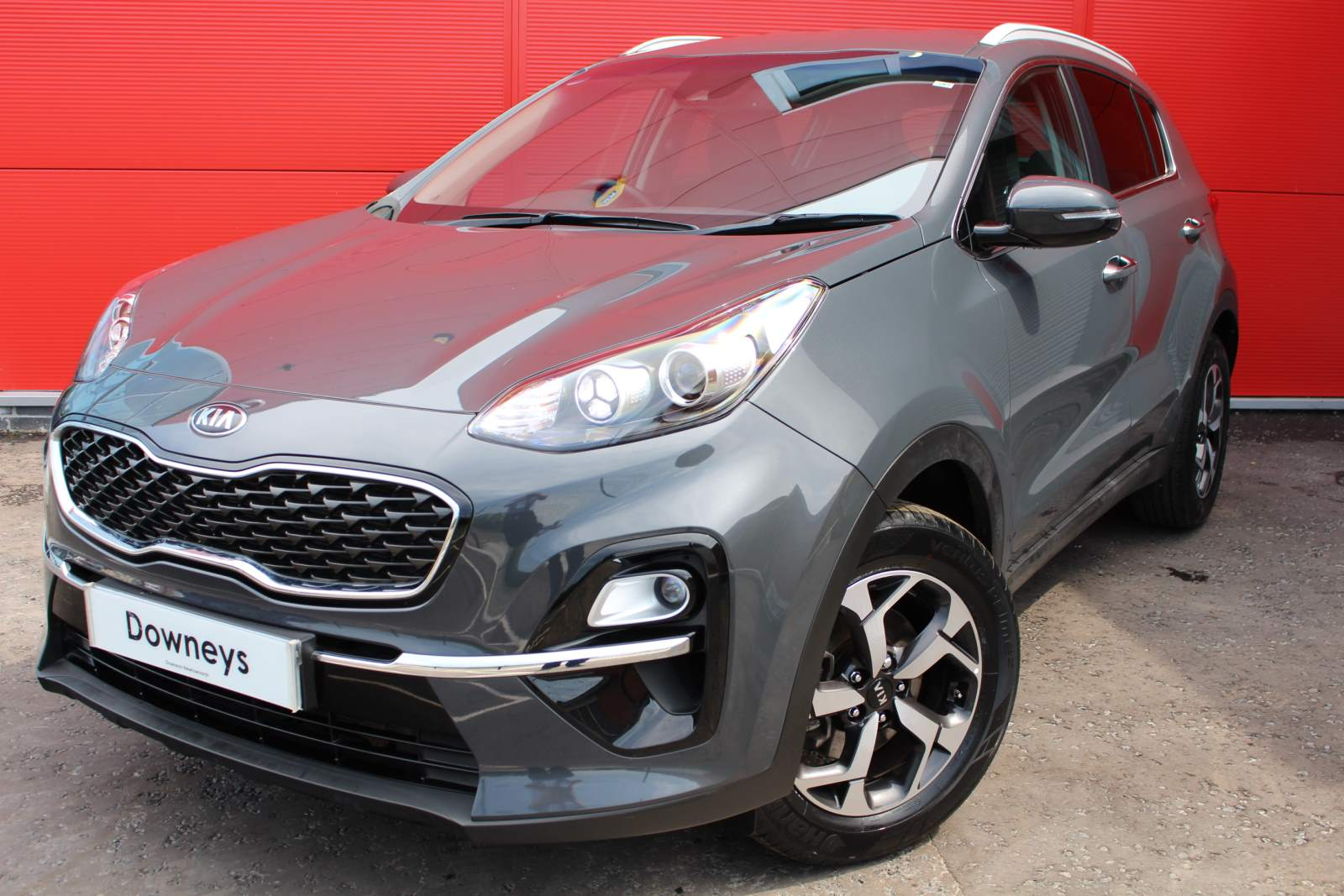 Kia SPORTAGE 2 1.6 GDi ISG FULL KIA WARRANTY UNTIL APRIL 2026