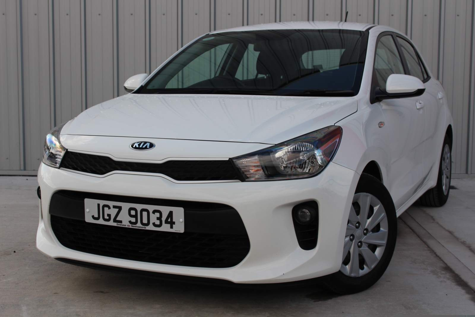 Kia RIO 1 1.25 FULL KIA WARRANTY UNTIL MAY 2025