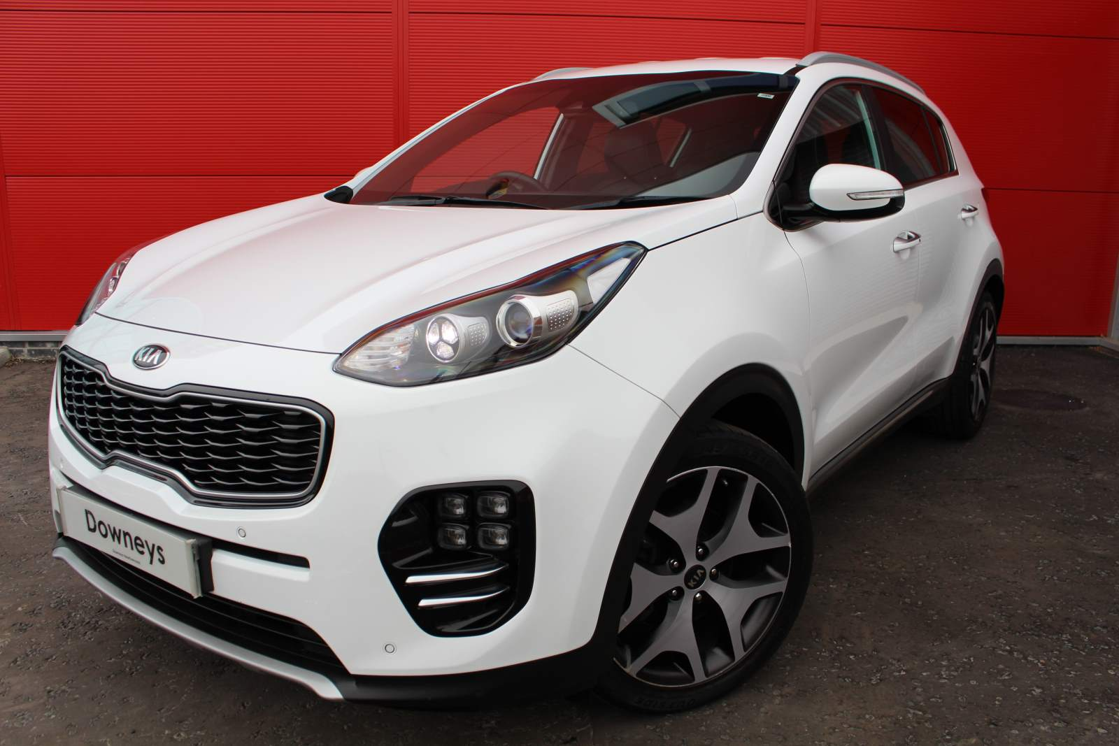 Kia SPORTAGE 1.7 CRDI GT-LINE  ISG FULL KIA WARRANTY UNTIL MARCH 2025