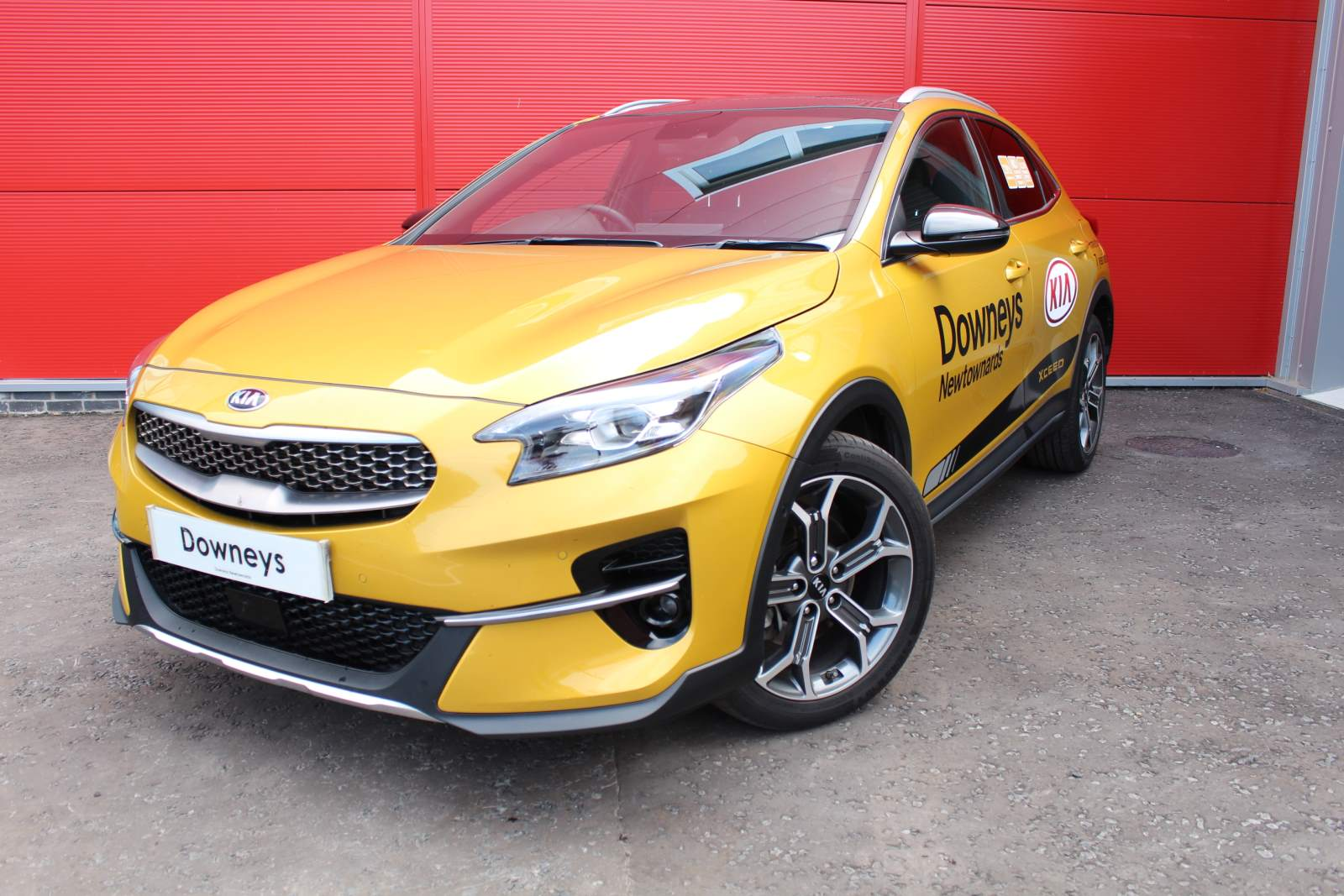 Kia XCEED FIRST EDITION 1.4 T-GDi AUTO FULL KIA WARRANTY UNTIL SEPT 2026