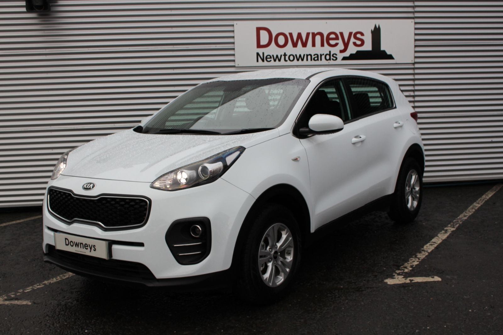 Kia SPORTAGE 1 ISG 1.7CRDI FULL KIA WARRANTY UNTIL JAN 2026