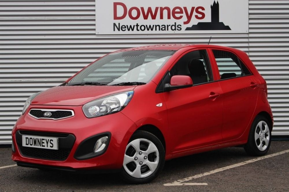 Kia PICANTO 1.0 LEVEL 1 AIR FULL KIA WARRANTY UNTIL APRIL 2024