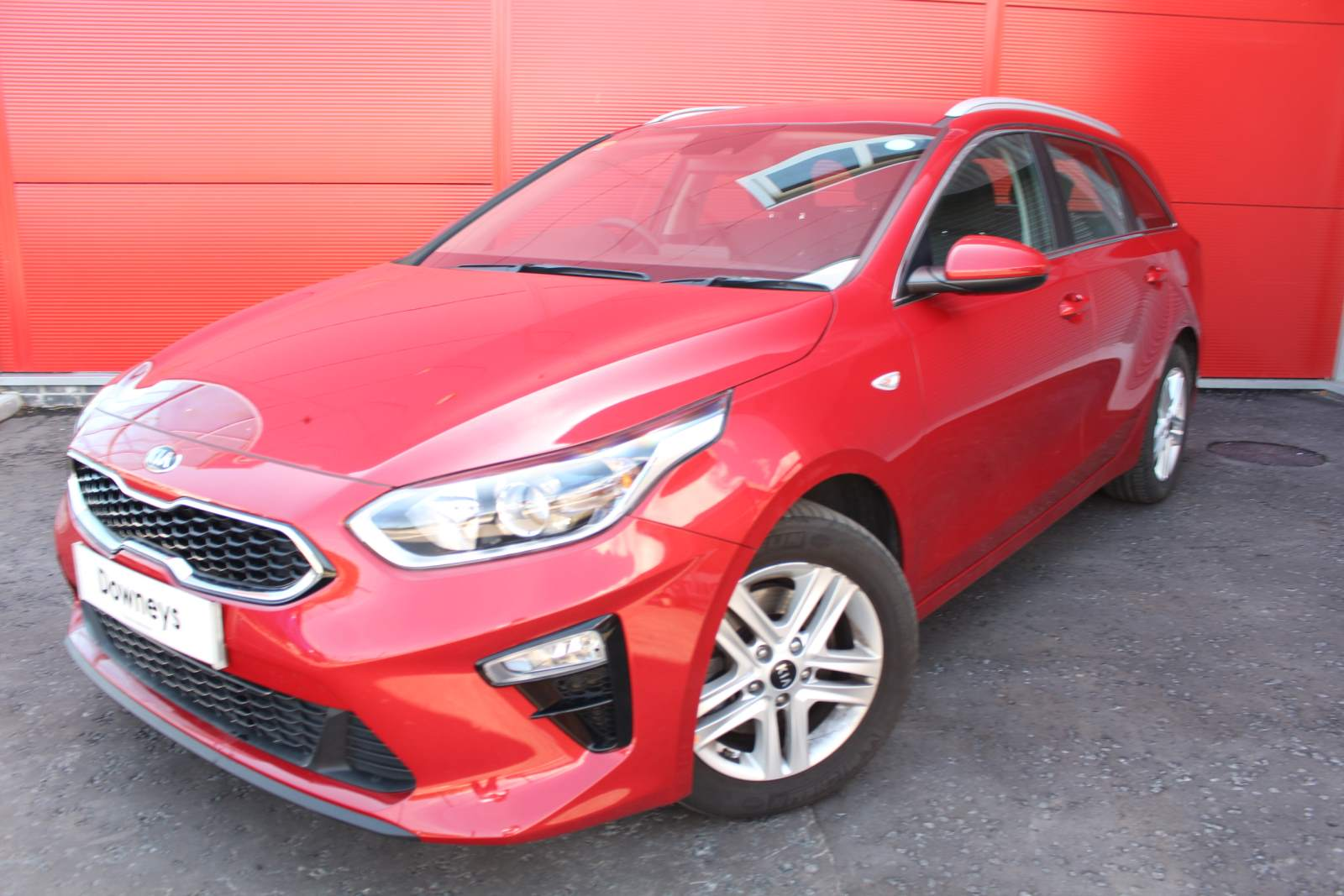 Kia CEED 2 1.0 T-GDi ISG FULL KIA WARRANTY UNTIL JULY 2026
